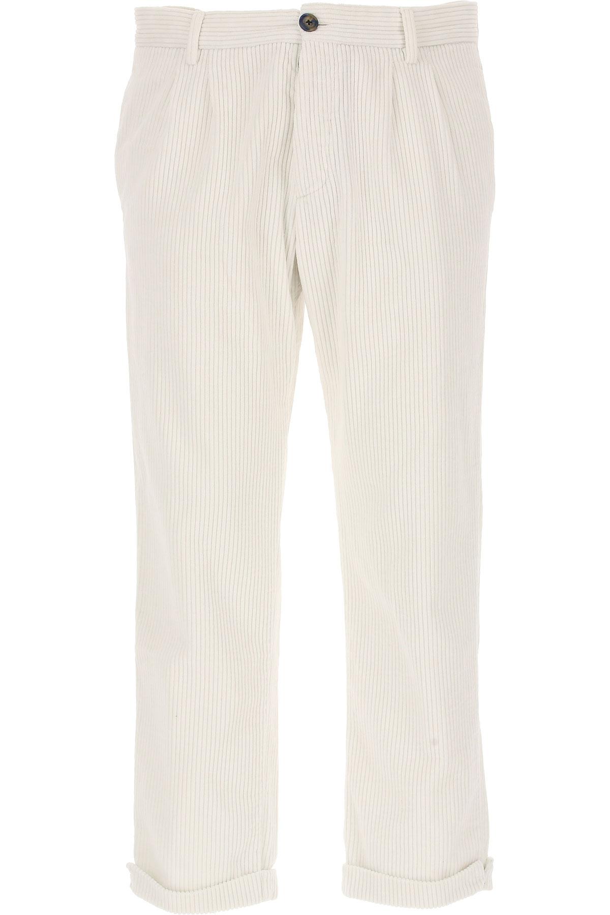 Image of J.W. Brine Pants for Men, Natural, Cotton, 2017, 30 32 34 38