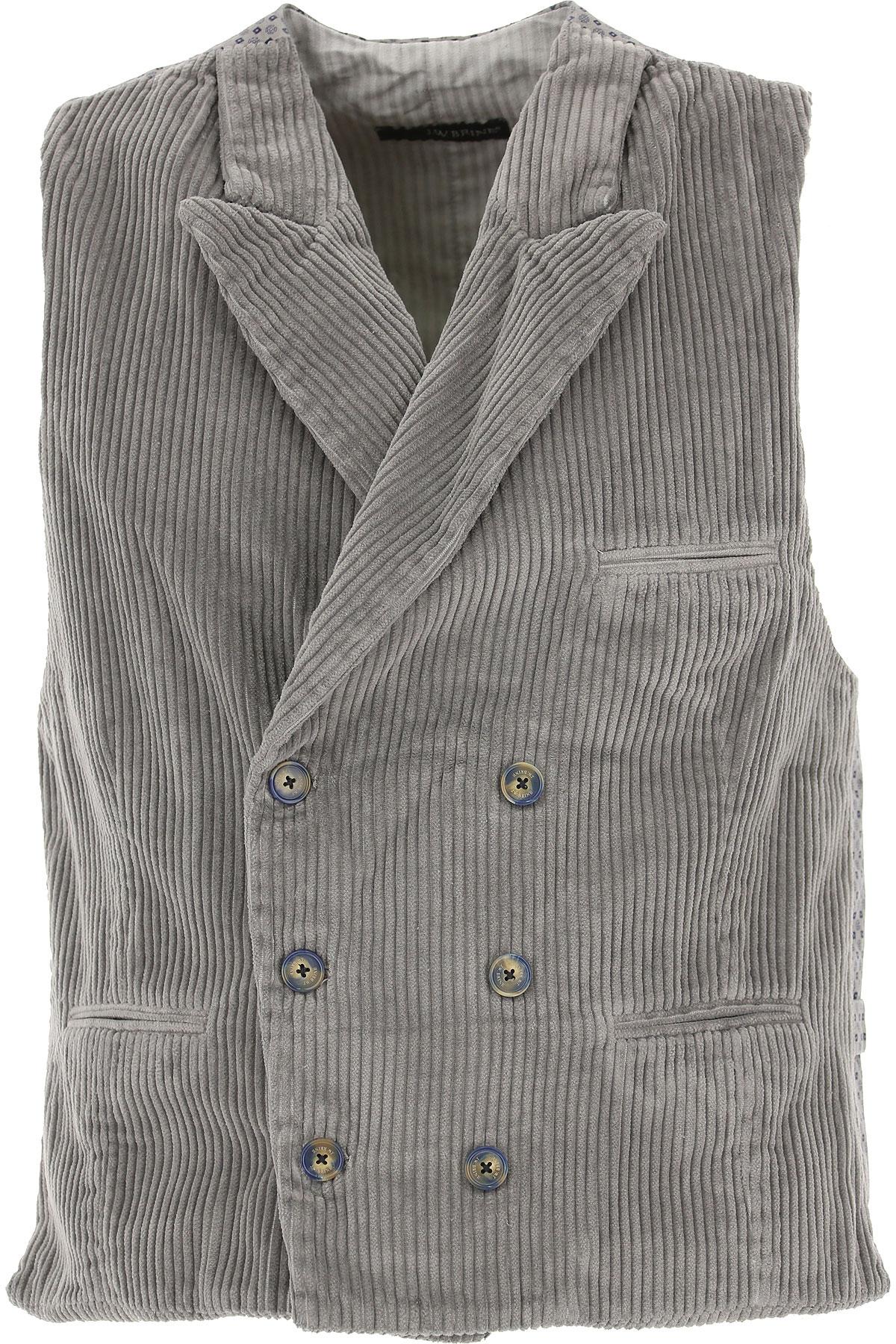 Image of J.W. Brine Mens Clothing, Ash, Cotton, 2017, L M XL