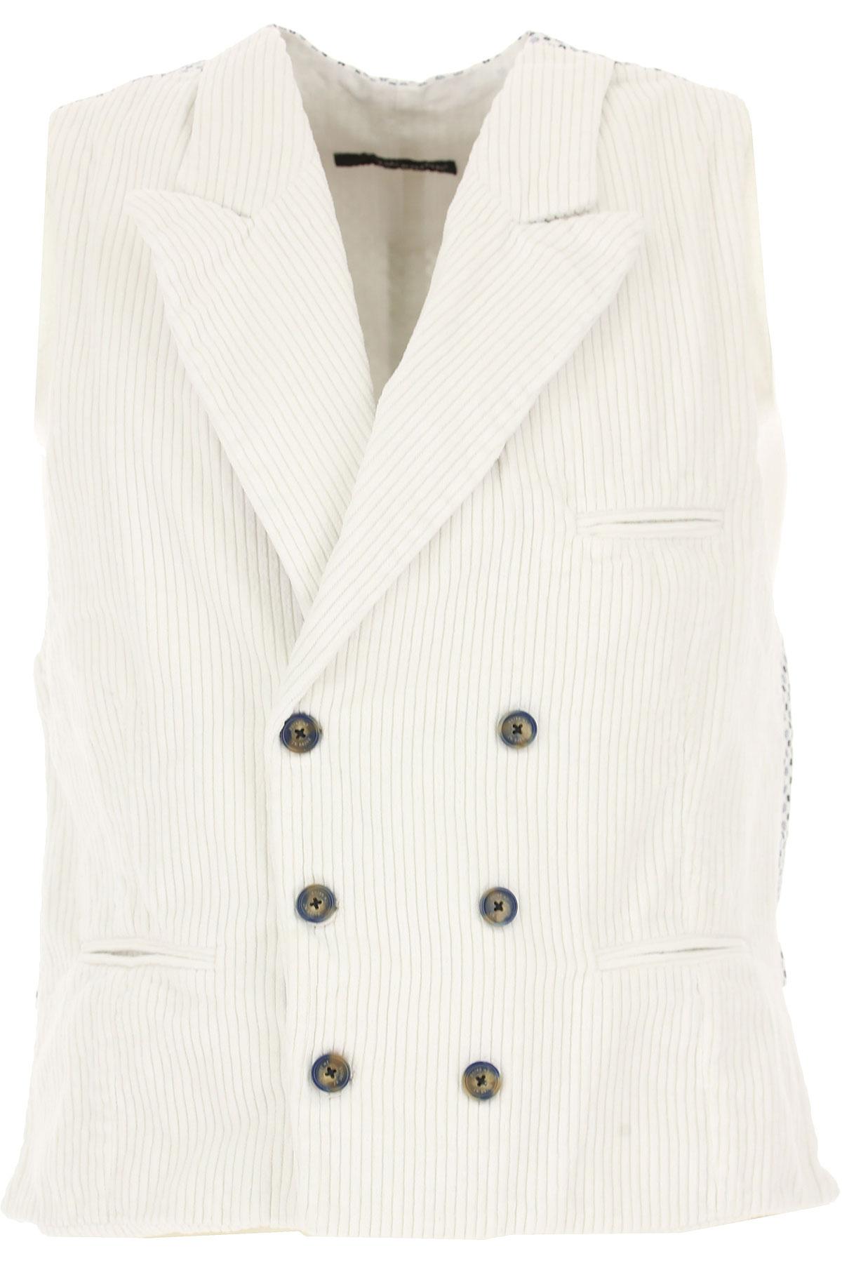 Image of J.W. Brine Mens Clothing, White, Cotton, 2017, L M XL