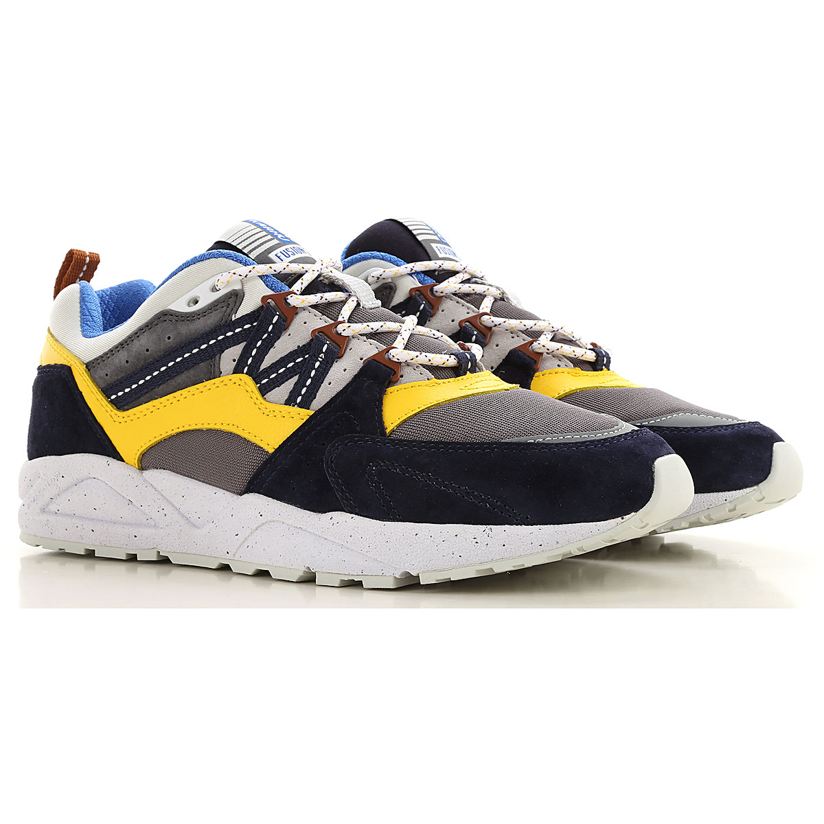 Karhu Sneakers for Men On Sale, Night Sky, Leather, 2019, 8 9.5