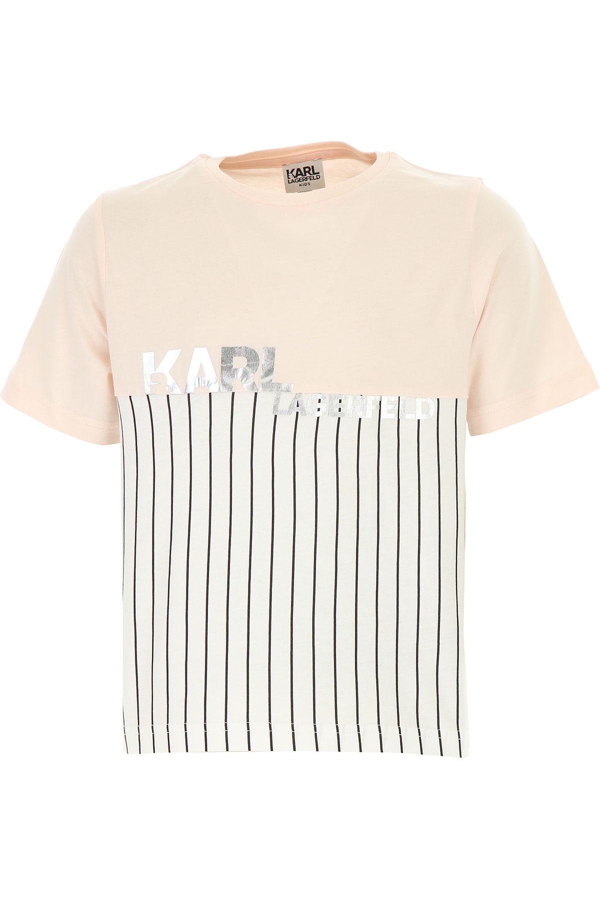 40acfc65b Pink, Spring - Summer 2019, Creased Cuffs, Short Sleeves, Karl ...