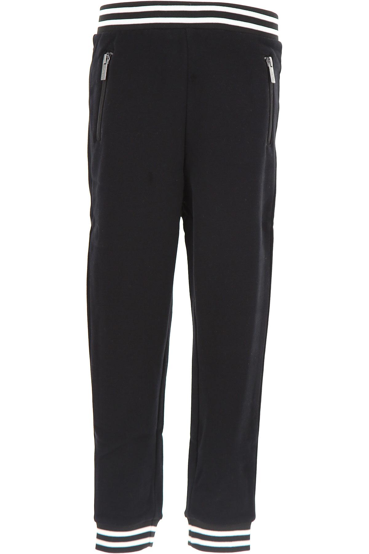 Image of Karl Lagerfeld Kids Sweatpants for Girls, Black, Cotton, 2017, 10Y 14Y 16Y 8Y