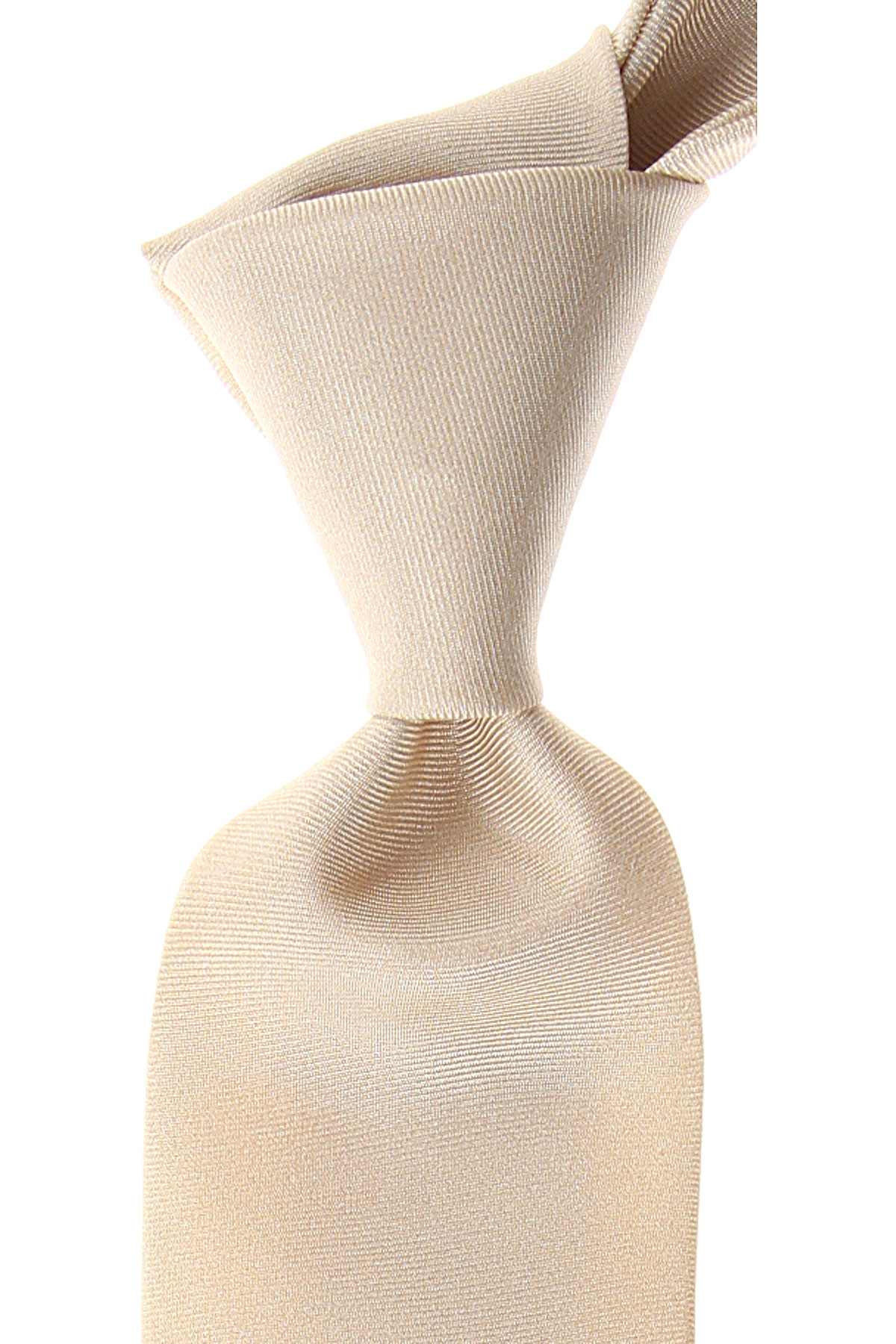 Kenzo Cravates Pas cher en Soldes, Champagne, Soie, 2021