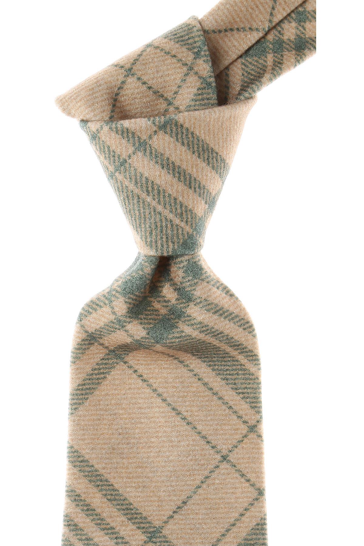 Image of Kiton Ties On Sale, beige melange, Wool, 2017