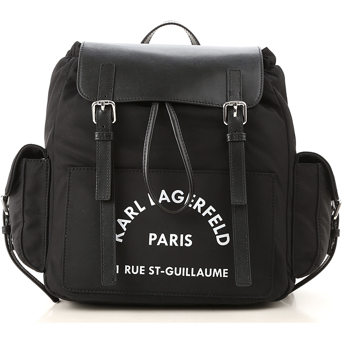 Karl Lagerfeld Backpack for Women On Sale, polyestere, 2019