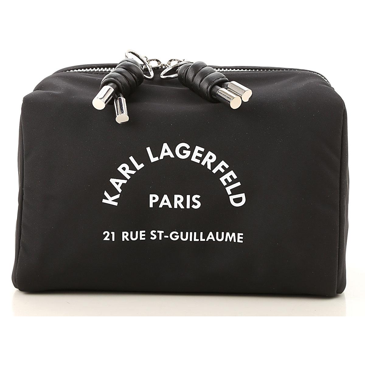 Karl Lagerfeld Beauty for Women On Sale, Black, polyestere, 2019