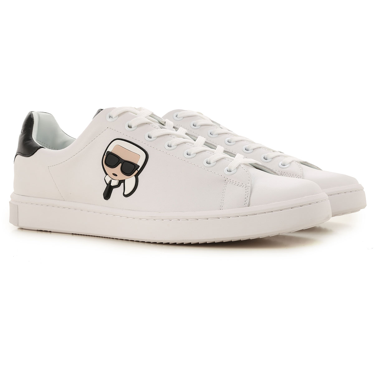 Karl Lagerfeld Schuhe Sneaker Leder Herren Online Shop von