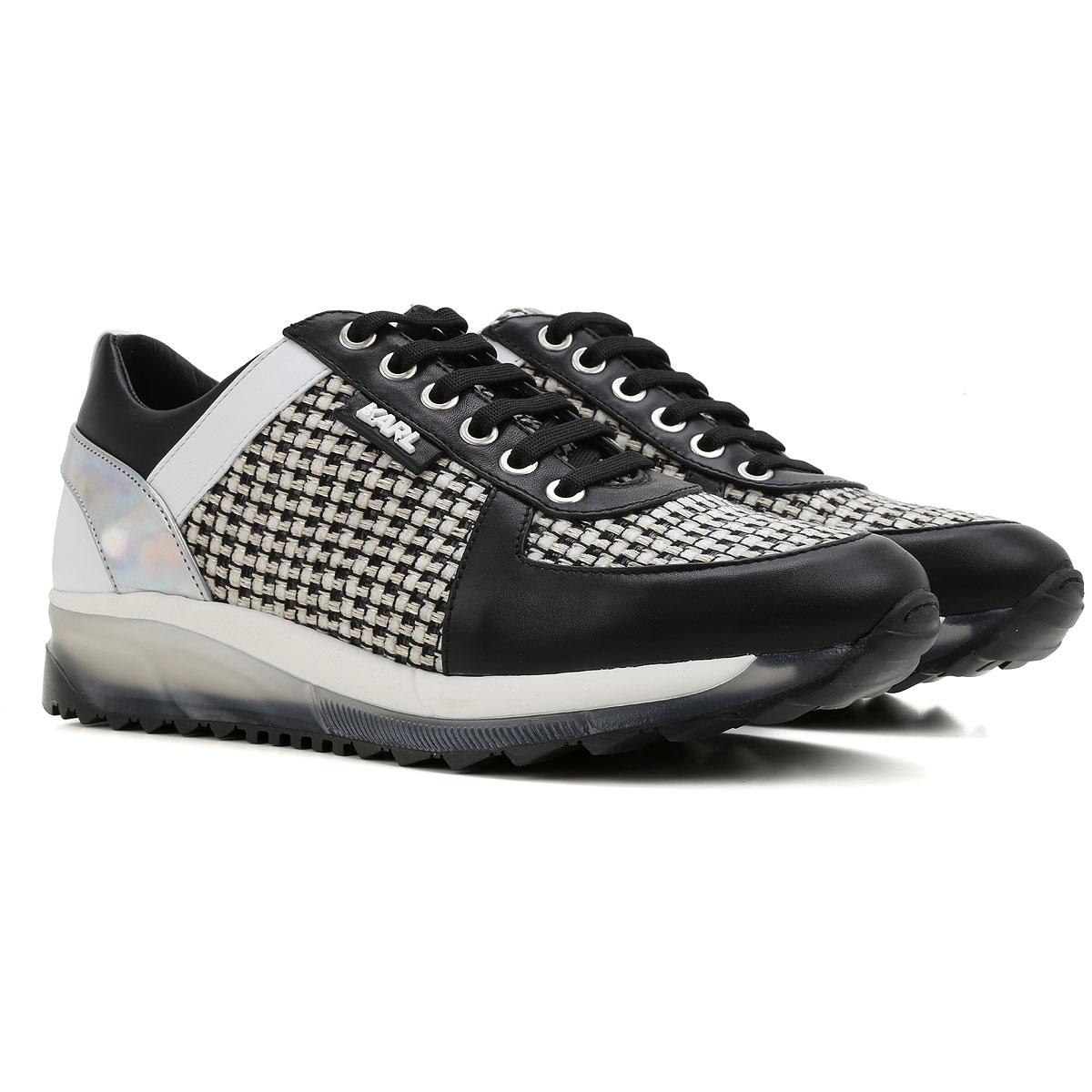 chaussures femme karl lagerfeld code produit 61kw4009 multi. Black Bedroom Furniture Sets. Home Design Ideas