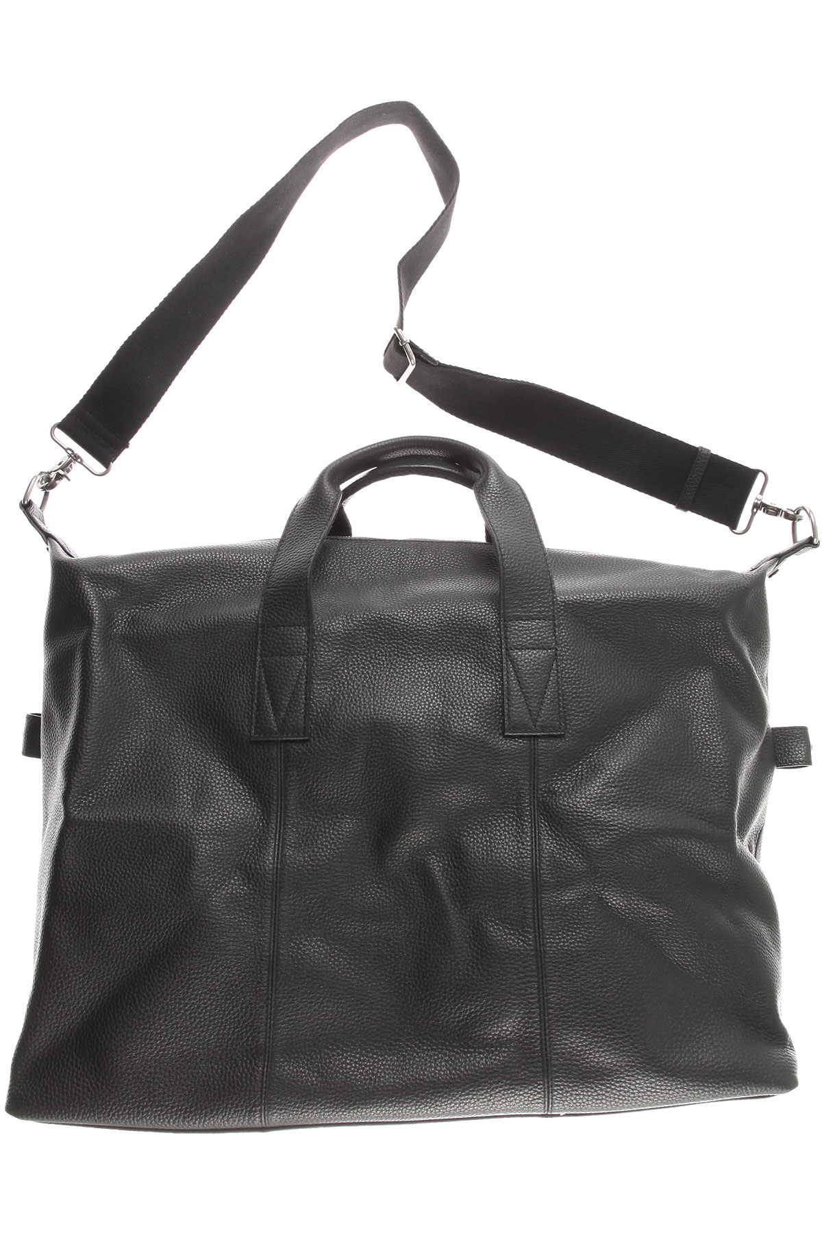 Image of Karl Lagerfeld Totes, Black, Leather, 2017