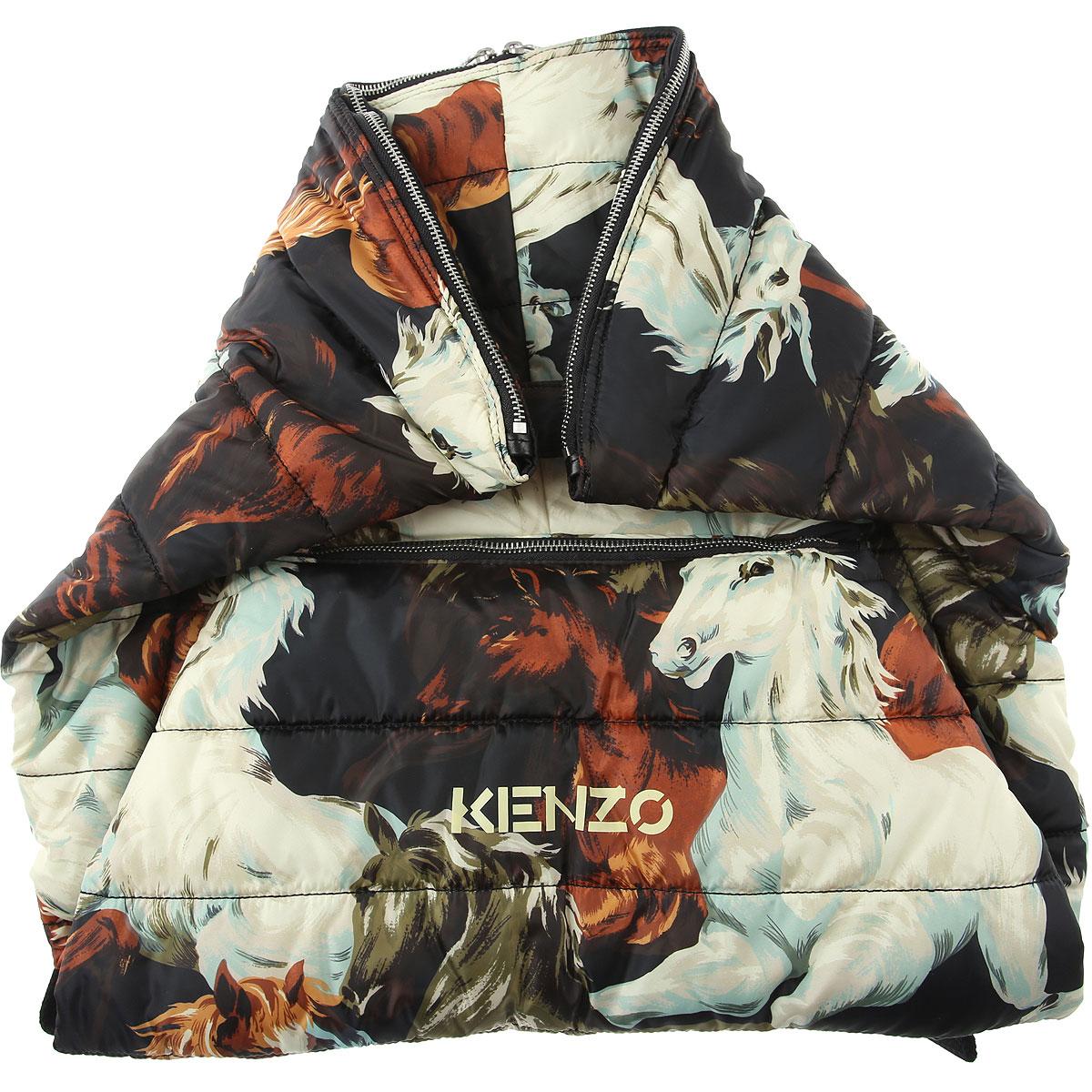 Kenzo Backpack for Men, Multicolor, Nylon, 2019