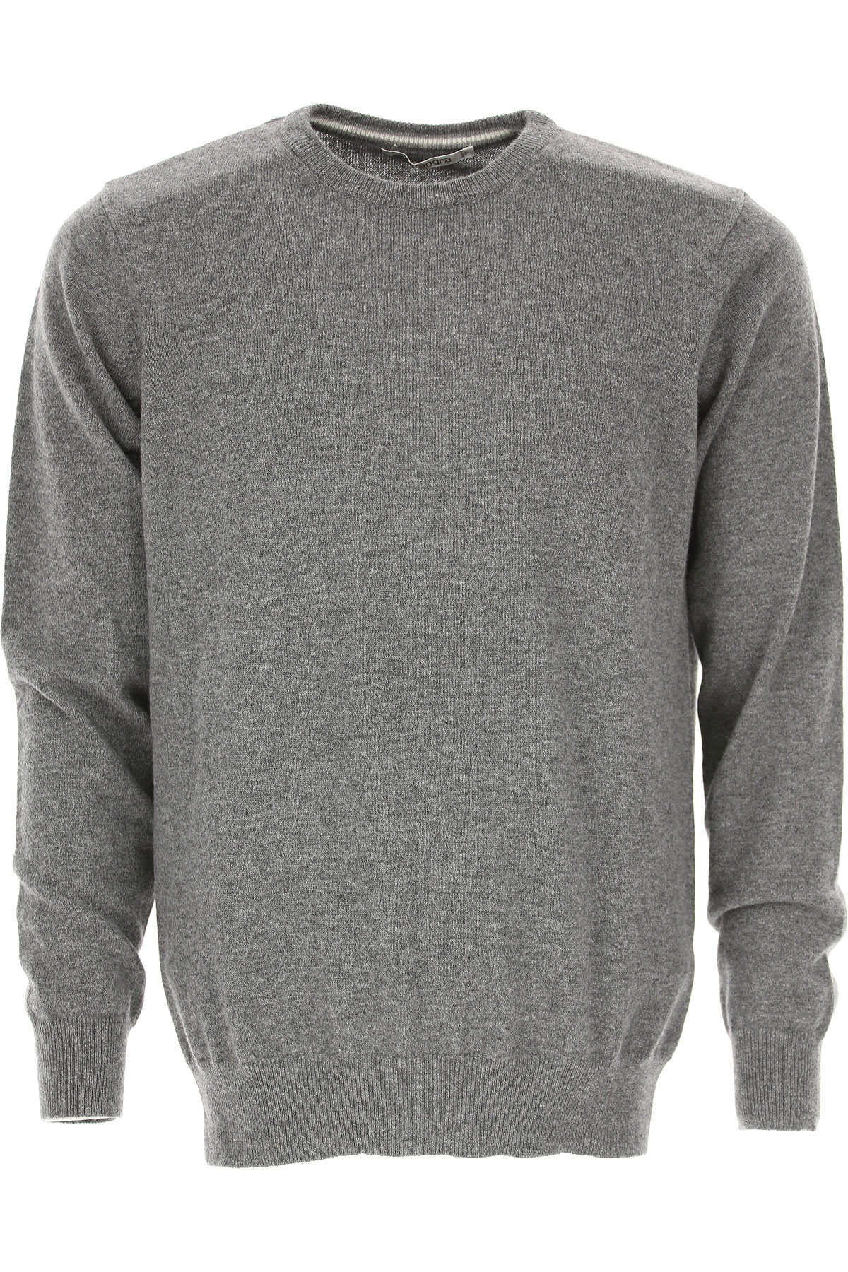 Image of Kangra Sweater for Men Jumper, Grey, Cashmere, 2017, XXXL