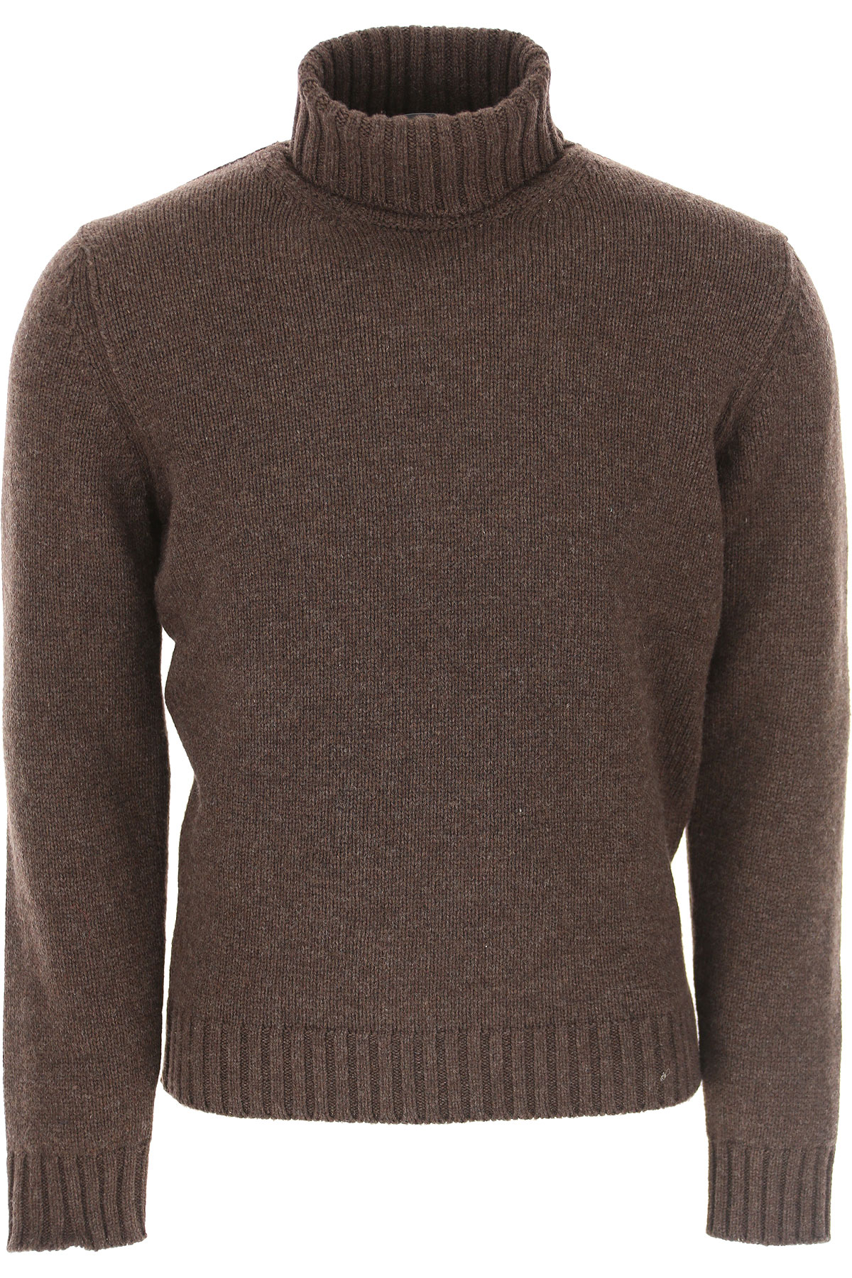 Image of Kangra Sweater for Men Jumper, Brown, Wool, 2017, 2 - Uk/Usa M - Ita 48 3 - Uk/Usa L - Ita 50 4 - Uk/Usa XL - Ita 52 5 - Uk/Usa XXL - Ita 54