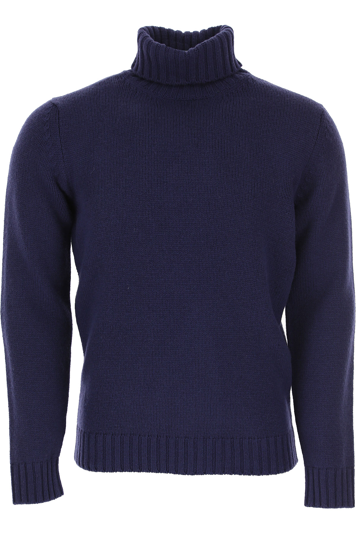 Kangra Sweater for Men Jumper On Sale, Navy Blue, Merinos Wool, 2019, L XL XXL