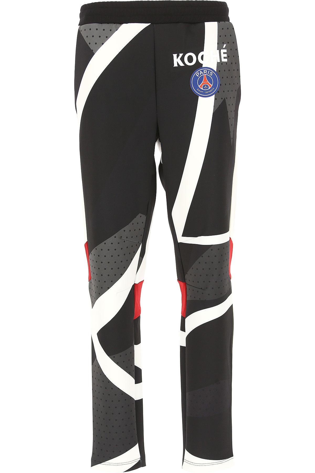 Image of Koche Sweatpants, Black, polyester, 2017, 6 8