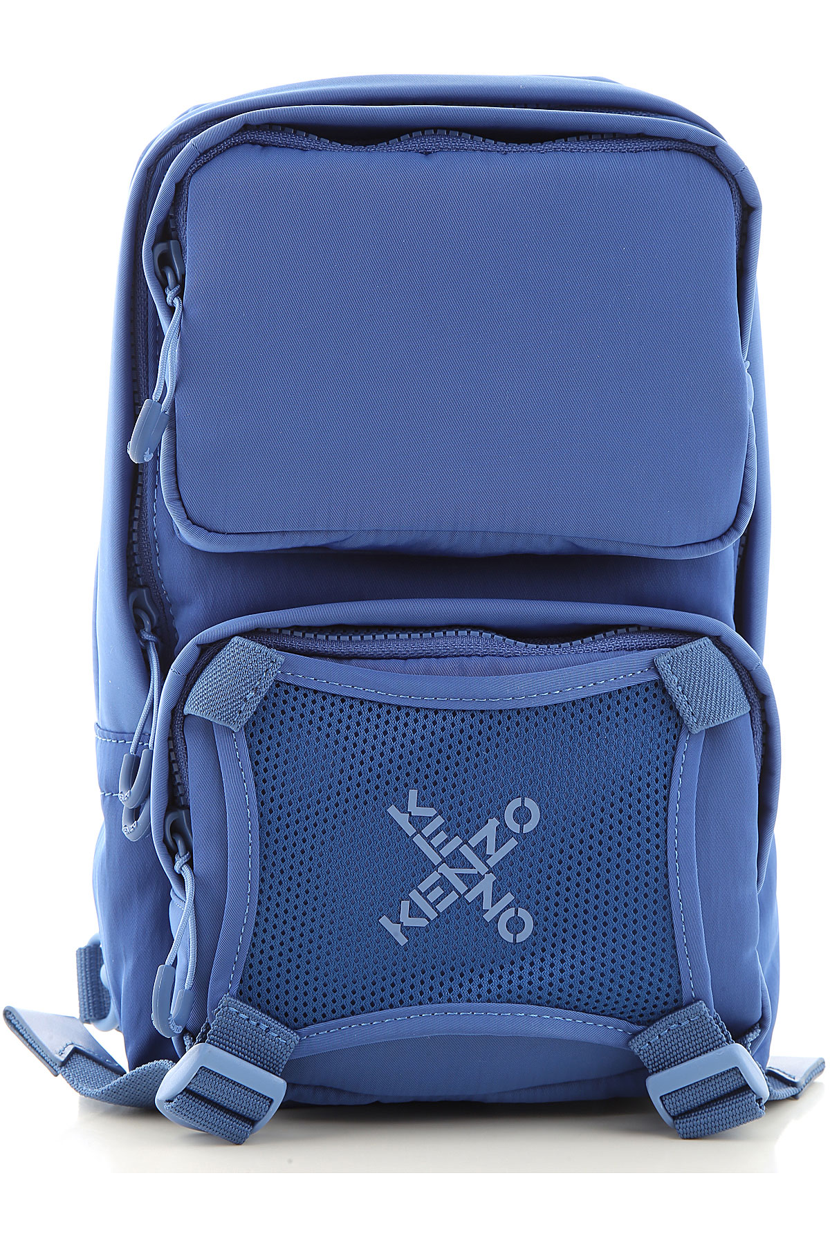 Kenzo Backpack for Women, Cobalt, Fabric, 2019