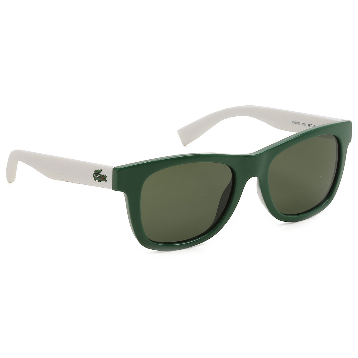 Image of Lacoste Kids Sunglasses for Boys On Sale, Green, 2017