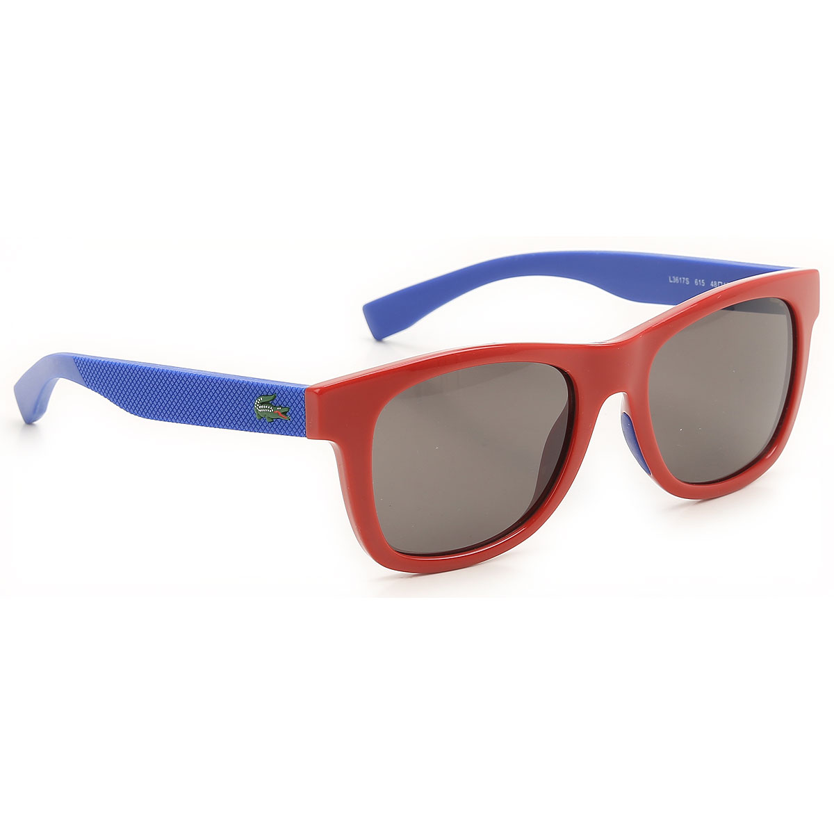 Image of Lacoste Kids Sunglasses for Boys On Sale, Red, 2017