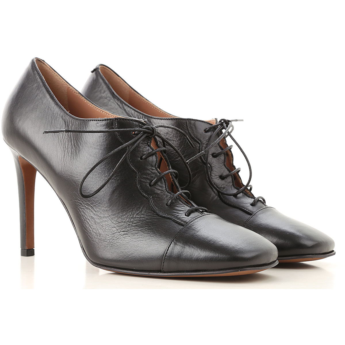 Lautre Chose Pumps & High Heels for Women On Sale in Outlet, Black, Leather, 2019, 10 6.5 7 8 8.5 9