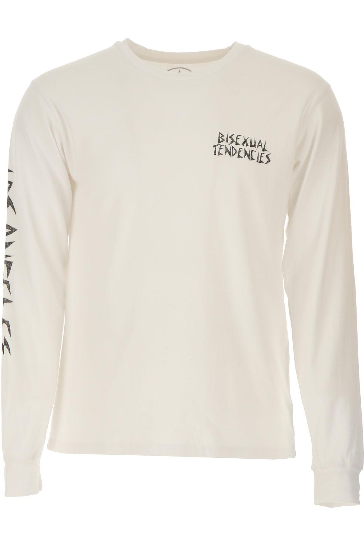Image of Local Authority T-Shirt for Men, White, Cotton, 2017, 2 - Uk/Usa M - Ita 48 3 - Uk/Usa L - Ita 50 4 - Uk/Usa XL - Ita 52 5 - Uk/Usa XXL - Ita 54