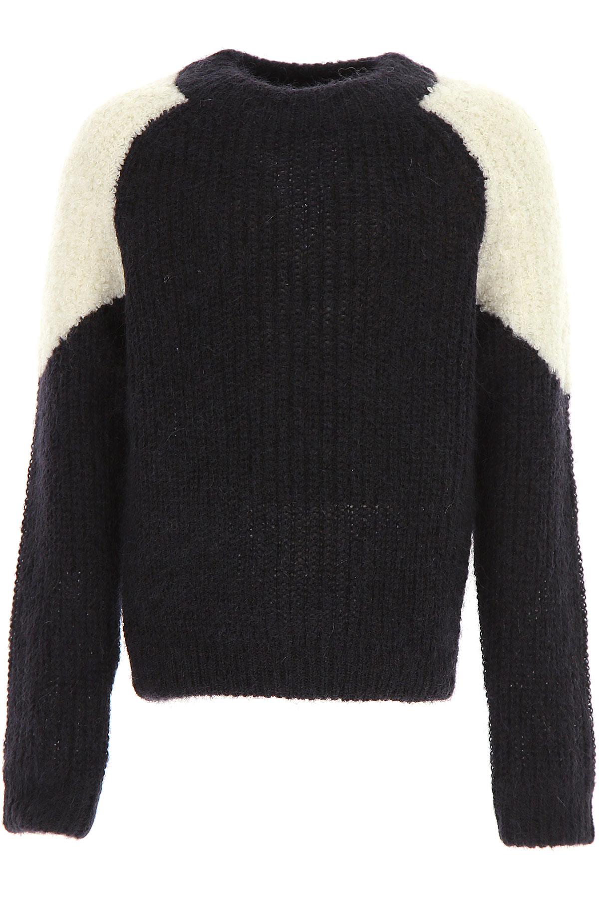Image of Les Coyotes De Paris Kids Sweaters for Girls, Black, Kid mohair, 2017, 10Y 8Y