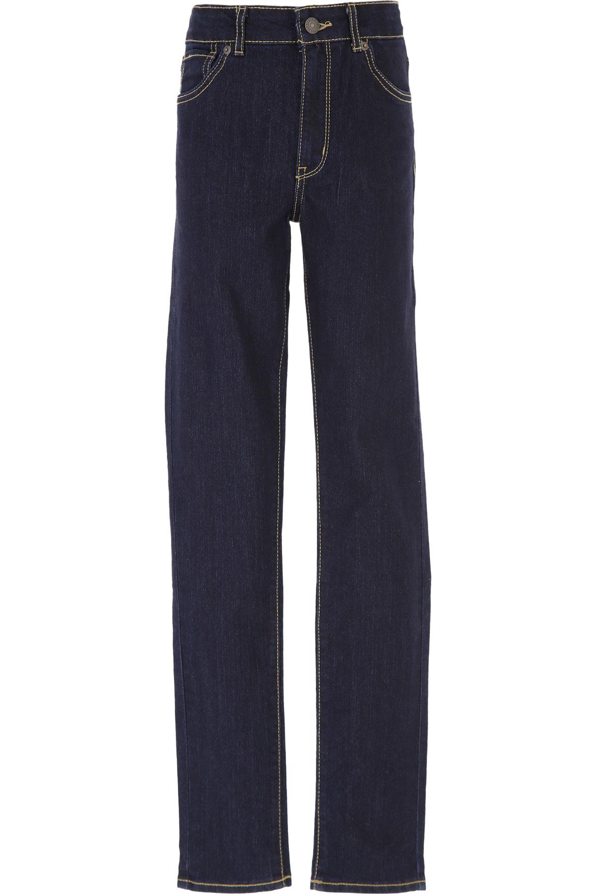 Levis Kids Jeans for Girls On Sale, Dark Blue Denim, Cotto, 2019, 10Y 12Y 14Y 16Y 8Y