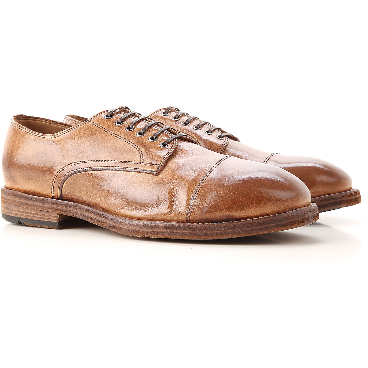 Lemargo Lace Up Shoes for Men Oxfords, Derbies and Brogues On Sale, Cork, Leather, 2019, 10.5 11 7 8 9.5
