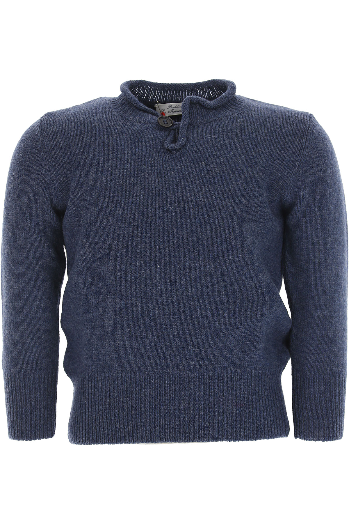 Le Nouveau - Né Kids Sweaters for Boys On Sale in Outlet, Blue, Wool, 2019, 5Y 6Y