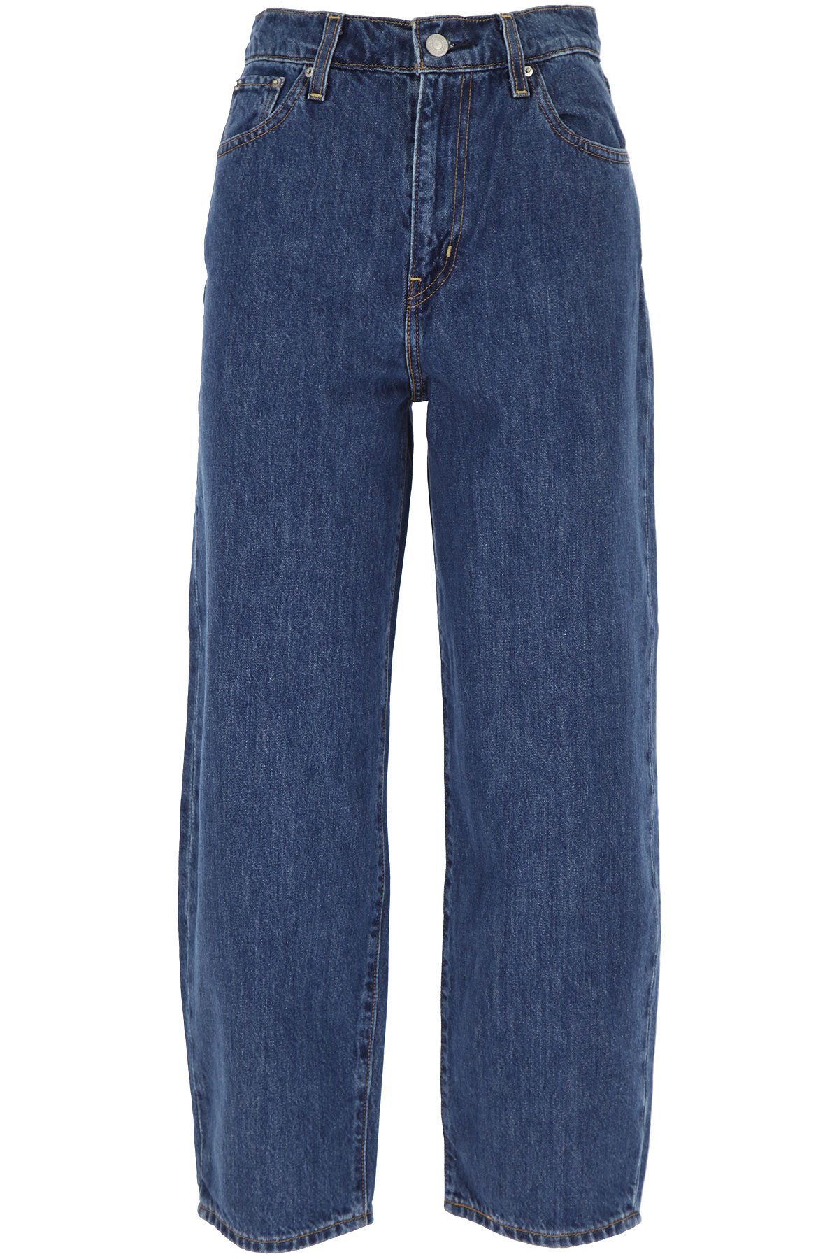 Levis Jeans On Sale, Blue Denim, Cotton, 2019, 24 27