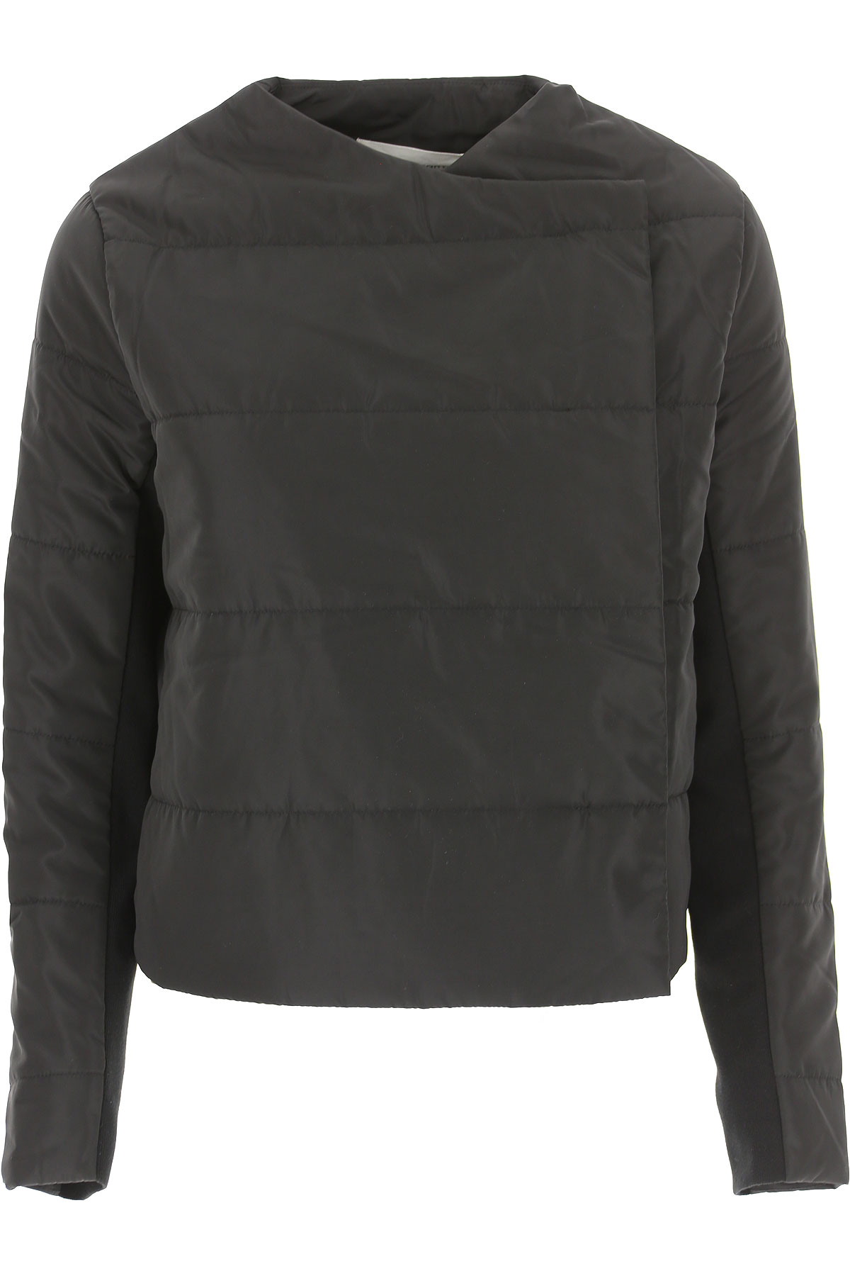 Image of Liviana Conti Jacket for Women, Black, polyester, 2017, 2 4 6
