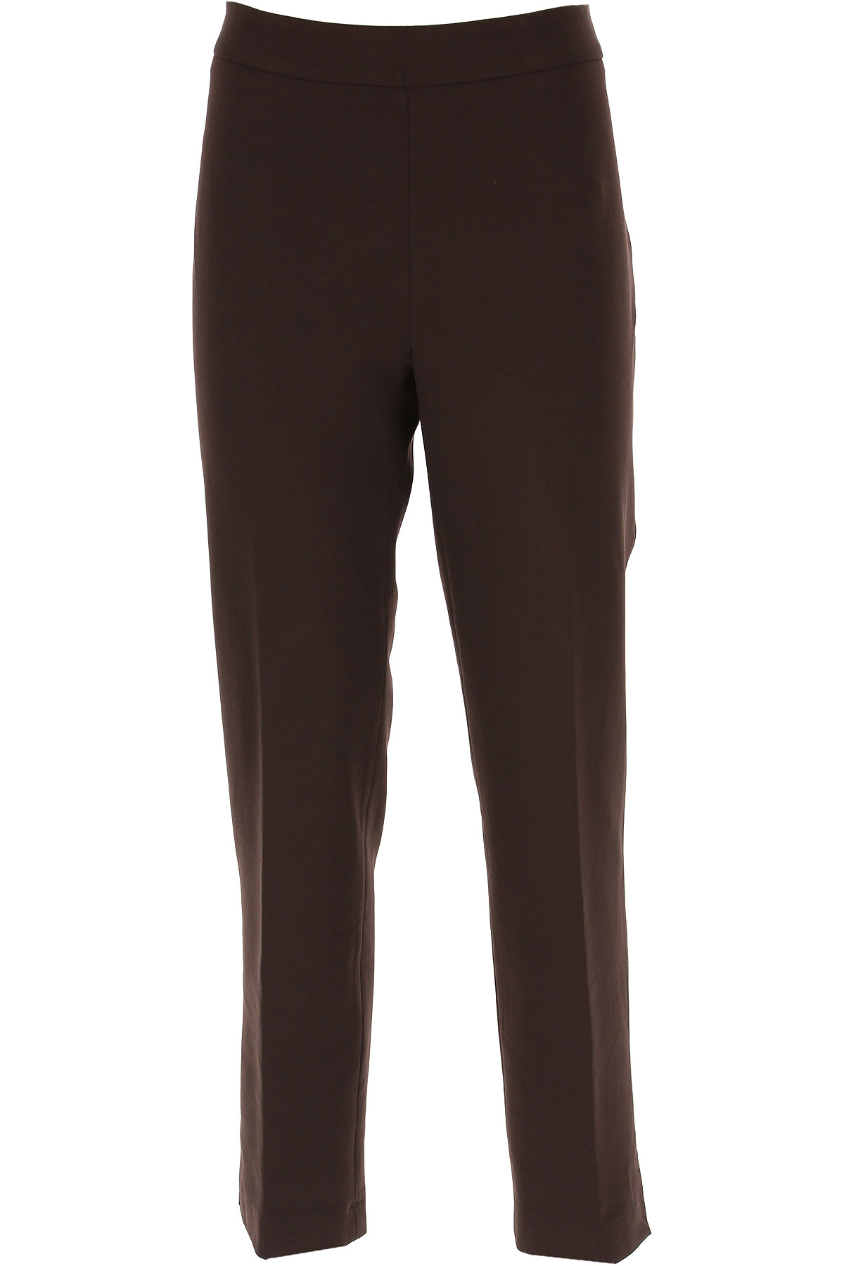 Liviana Conti Pants for Women On Sale, Ebony, Viscose, 2019, 6 8