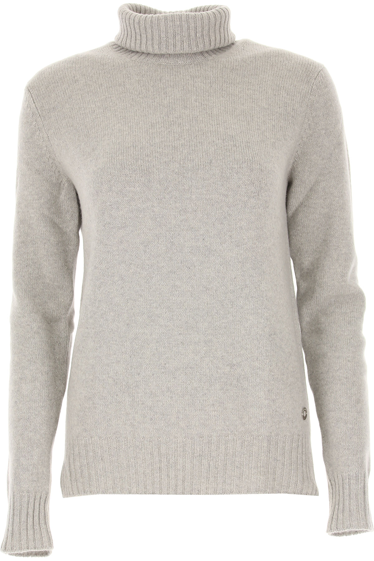 Image of Loro Piana Sweater for Women Jumper, Grey, Cashmere, 2017, 4 6 8