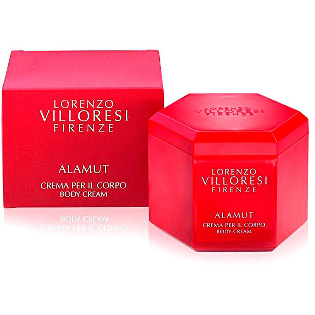 Lorenzo Villoresi Beauty for Men, Alamut - Body Cream - 200 Ml, 2019, 200 ml