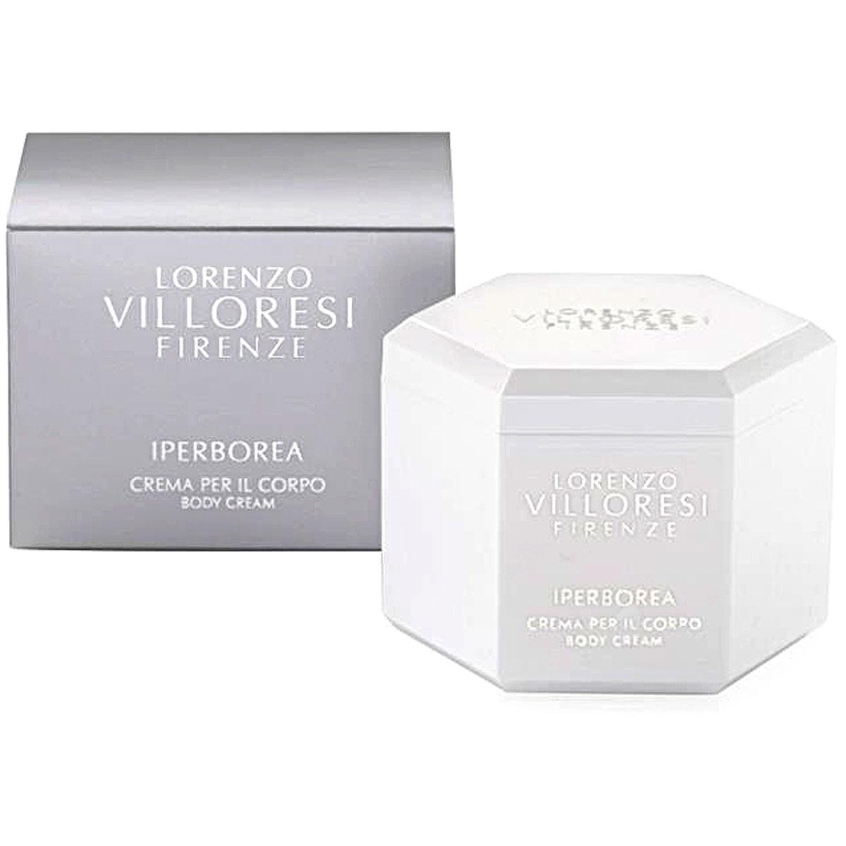 Lorenzo Villoresi Beauty for Men, Iperborea - Body Cream - 200 Ml, 2019, 200 ml