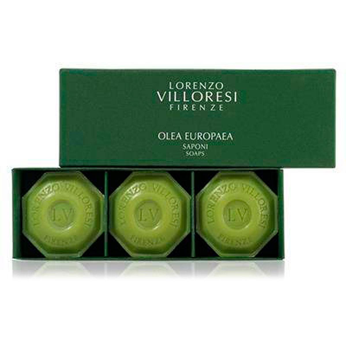 Lorenzo Villoresi Beauty for Men, Olea - Soaps, 2019