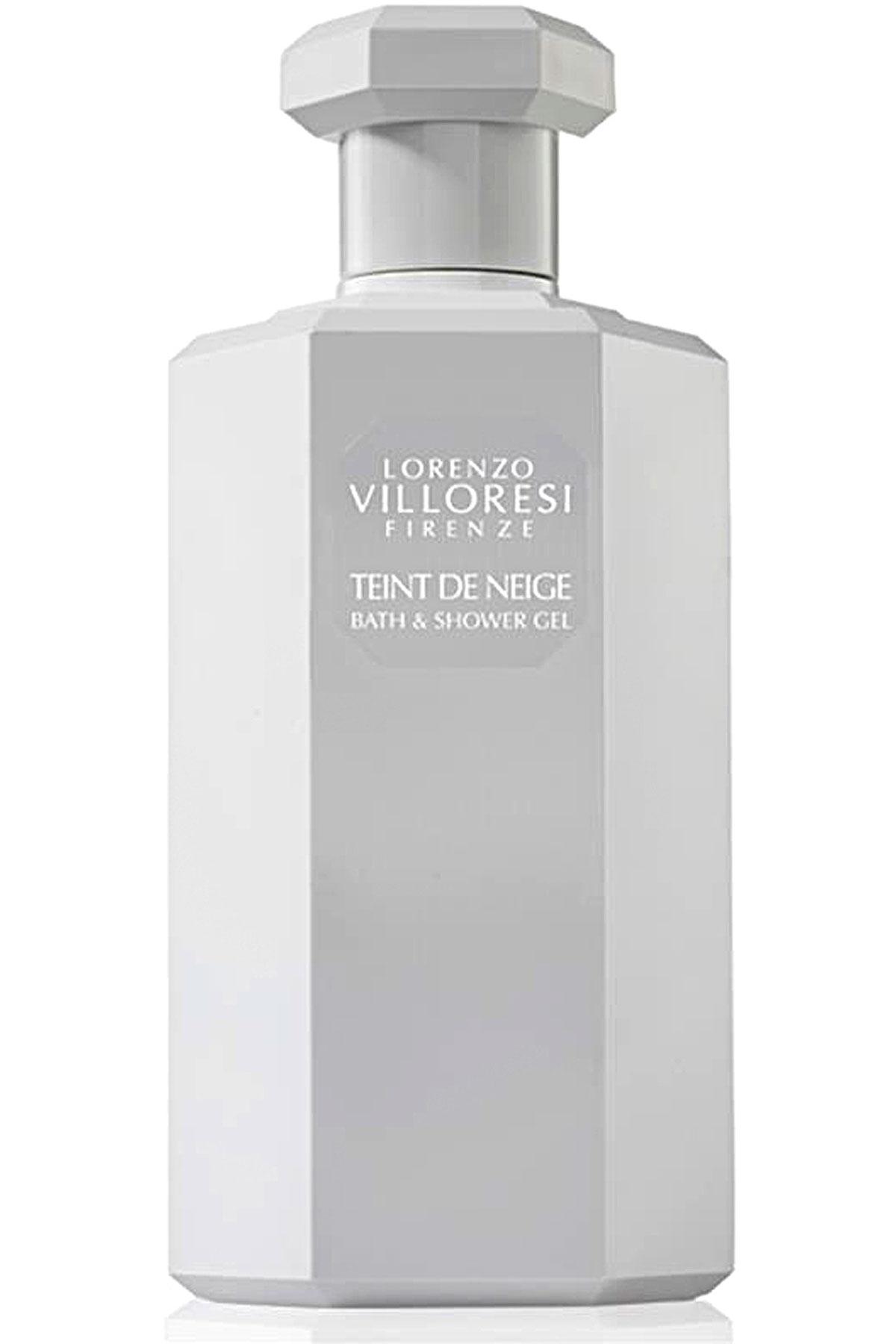 Lorenzo Villoresi Beauty for Men, Teint De Neige - Bath And Shower Gel - 250 Ml, 2019, 250 ml
