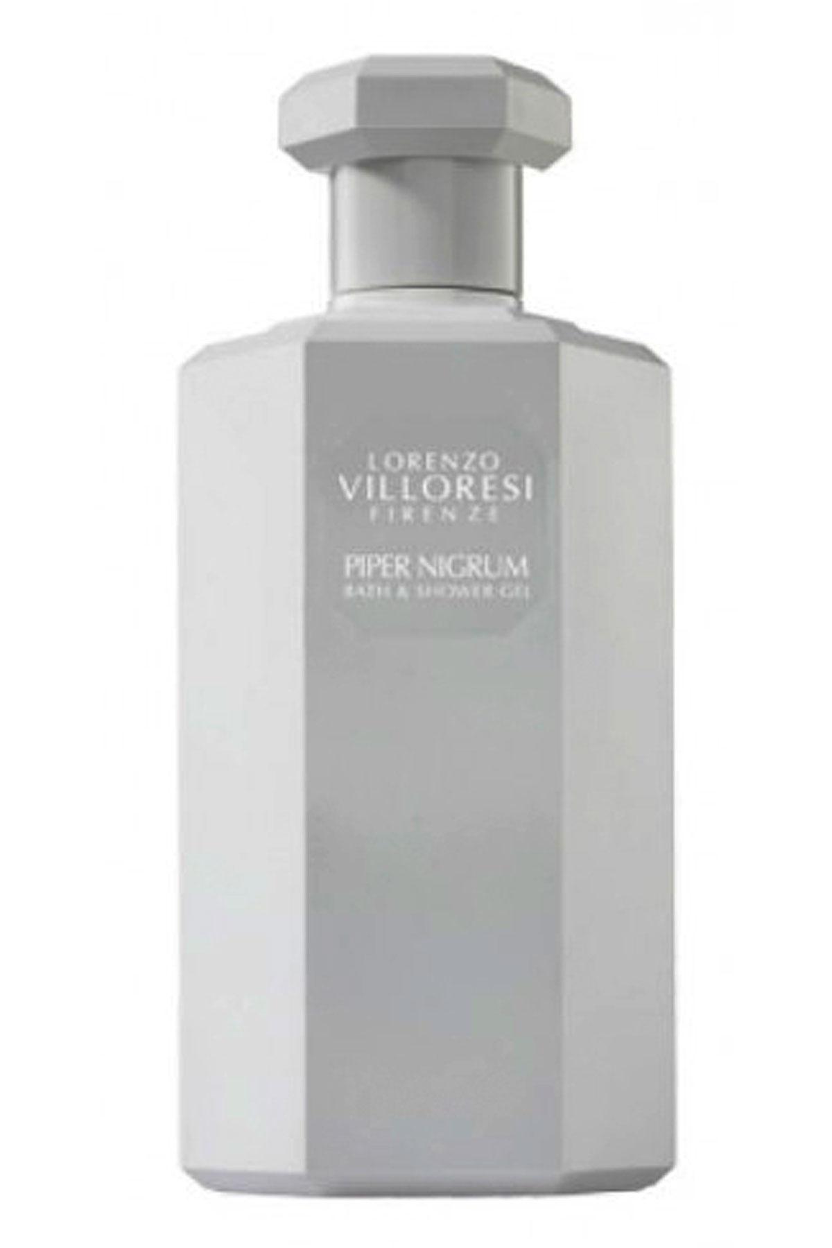 Lorenzo Villoresi Beauty for Women, Piper Nigrum - Bath And Shower Gel - 250 Ml, 2019, 250 ml