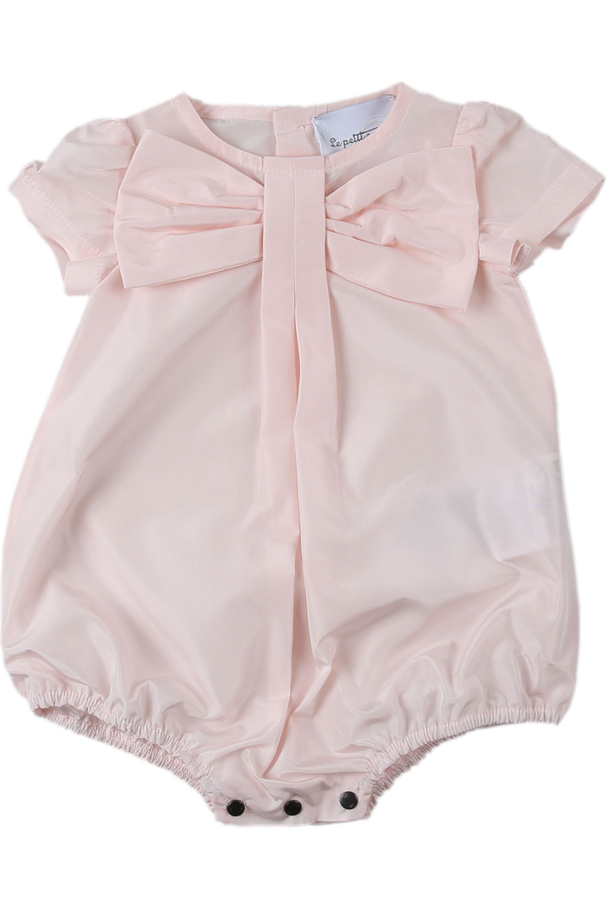 Le Petit Coco Baby Bodysuits & Onesies for Girls On Sale, Pink, acetate, 2019, 1M 3M 6M