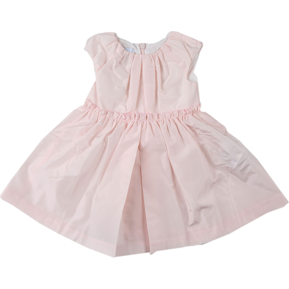 Le Petit Coco Baby Dress for Girls On Sale, Pink, acetate, 2019, 12M 18M 2Y 9M