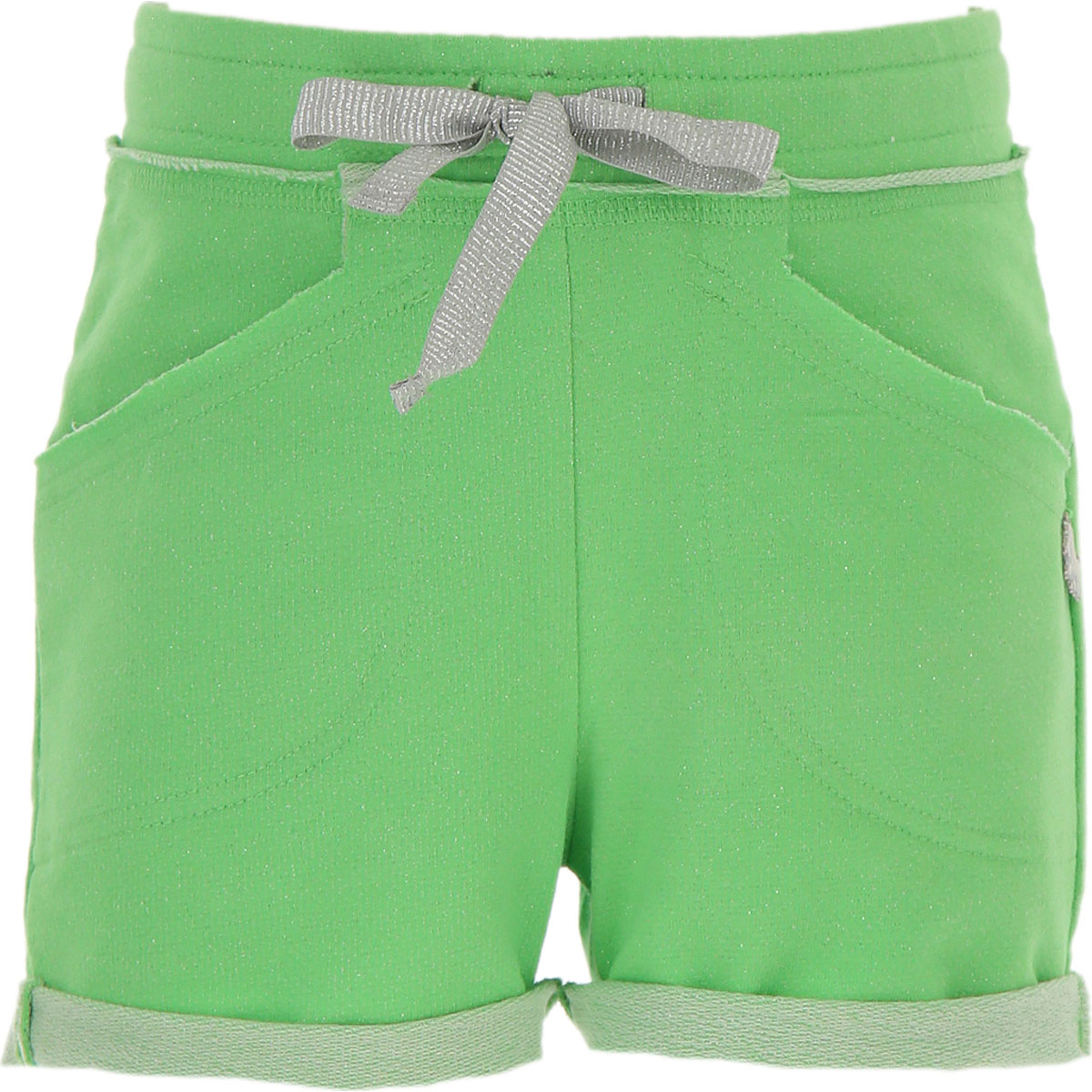 Lu - Lu Kids Shorts for Girls On Sale in Outlet, Green, Cotton, 2019, 10Y 6Y