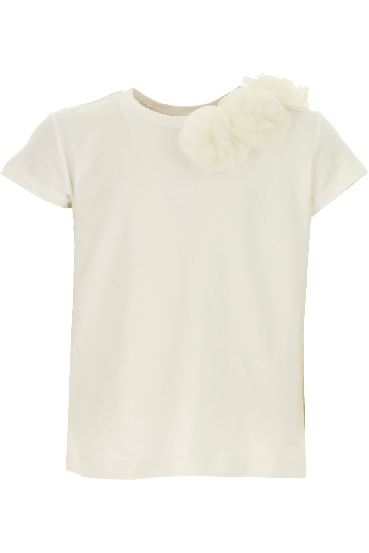 Lanvin T-Shirt Enfant pour Fille, Blanc, Coton, 2017, 10Y 6Y 8Y
