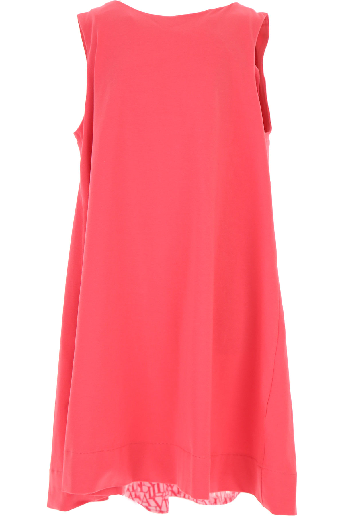 Lanvin Girls Dress On Sale in Outlet, Red, Cotton, 2019, 10Y 12Y 8Y