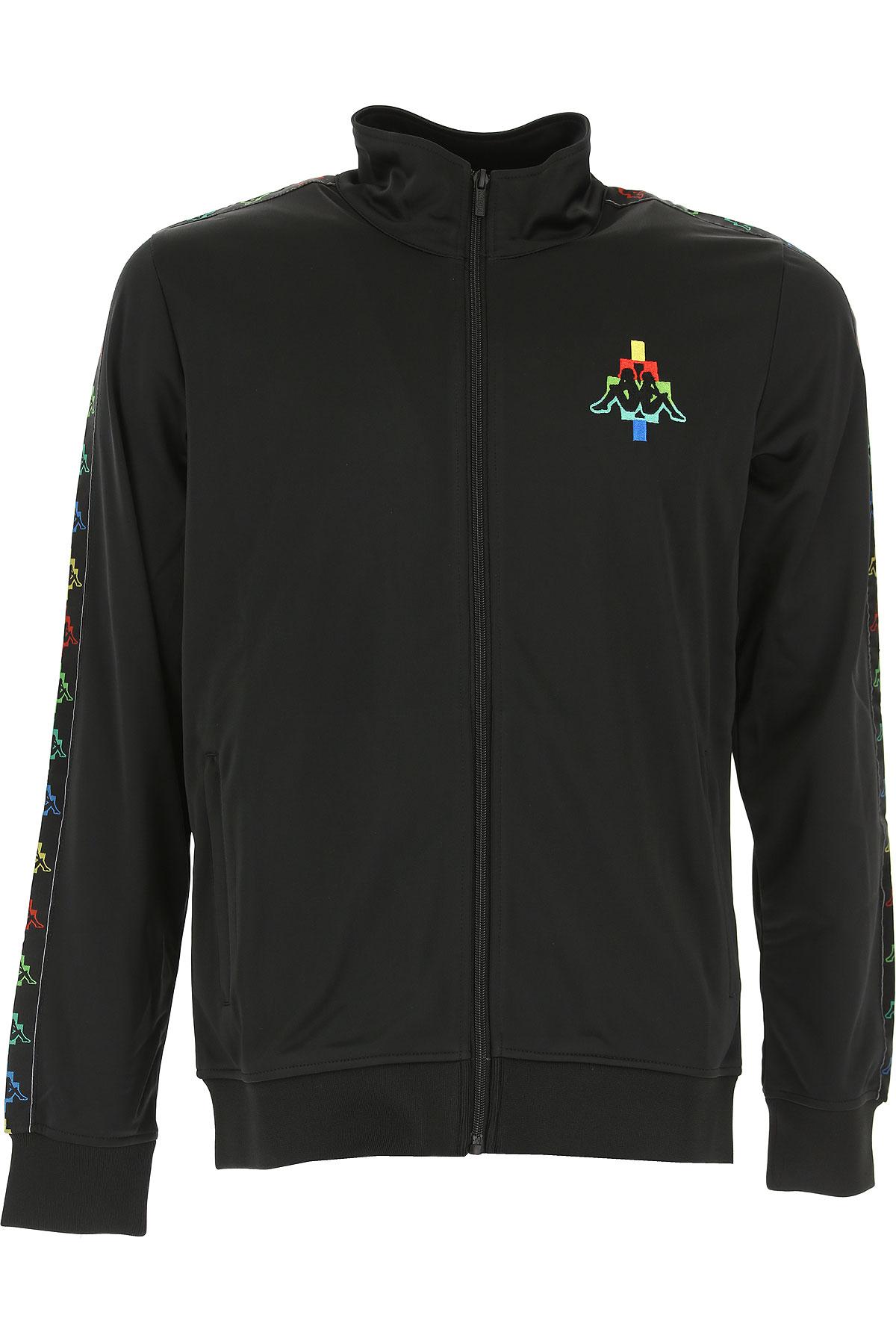 Marcelo Burlon Sweatshirt for Men, Black, polyestere, 2017, L M S XL XS XXL USA-469720