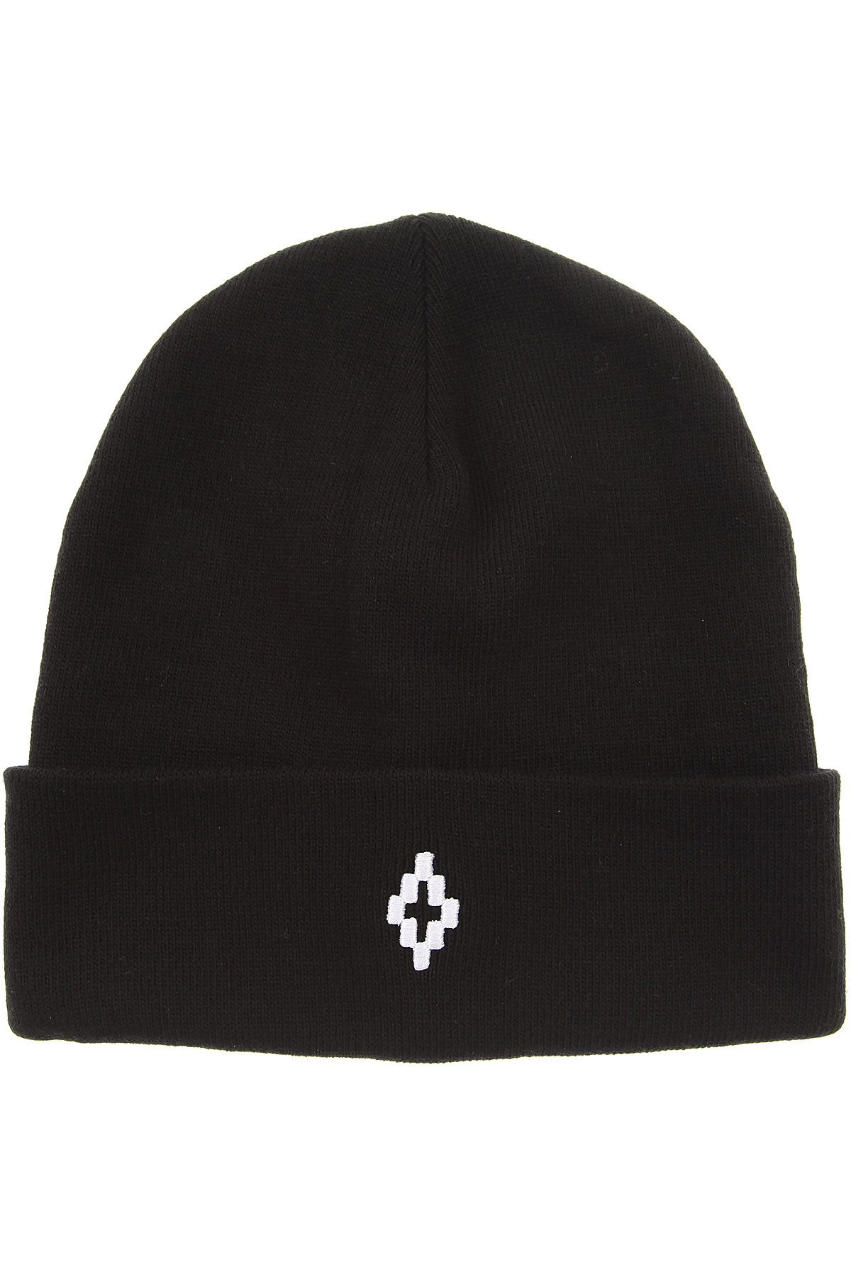 Image of Marcelo Burlon Hat for Women, Black, Acrylic, 2017
