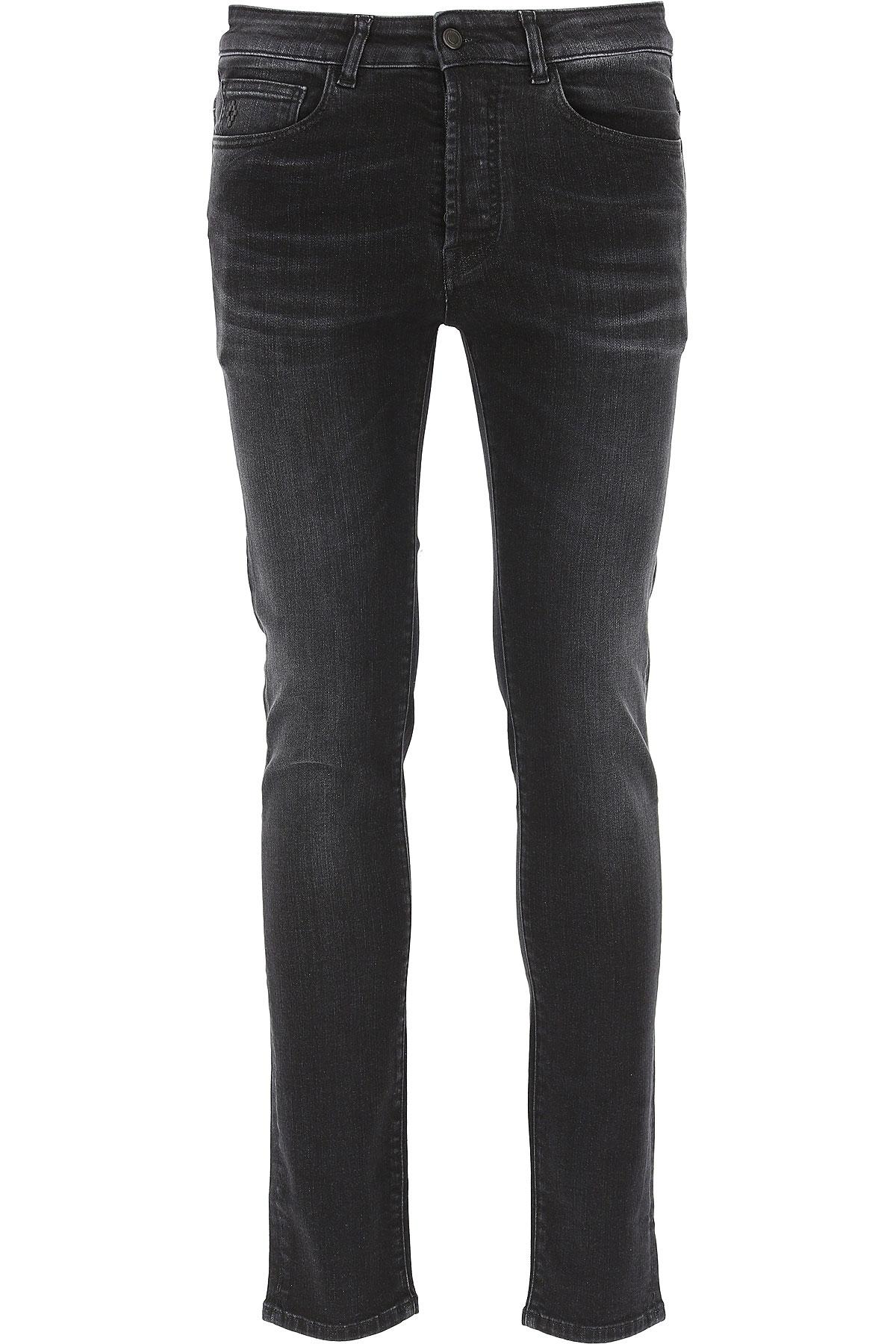Marcelo Burlon Jeans On Sale, Black, Cotton, 2019, 29 32