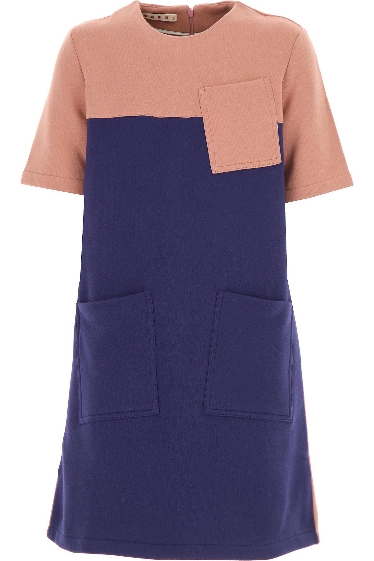 Image of Marni Girls Dress, Pink, Cotton, 2017, 10Y 14Y 8Y