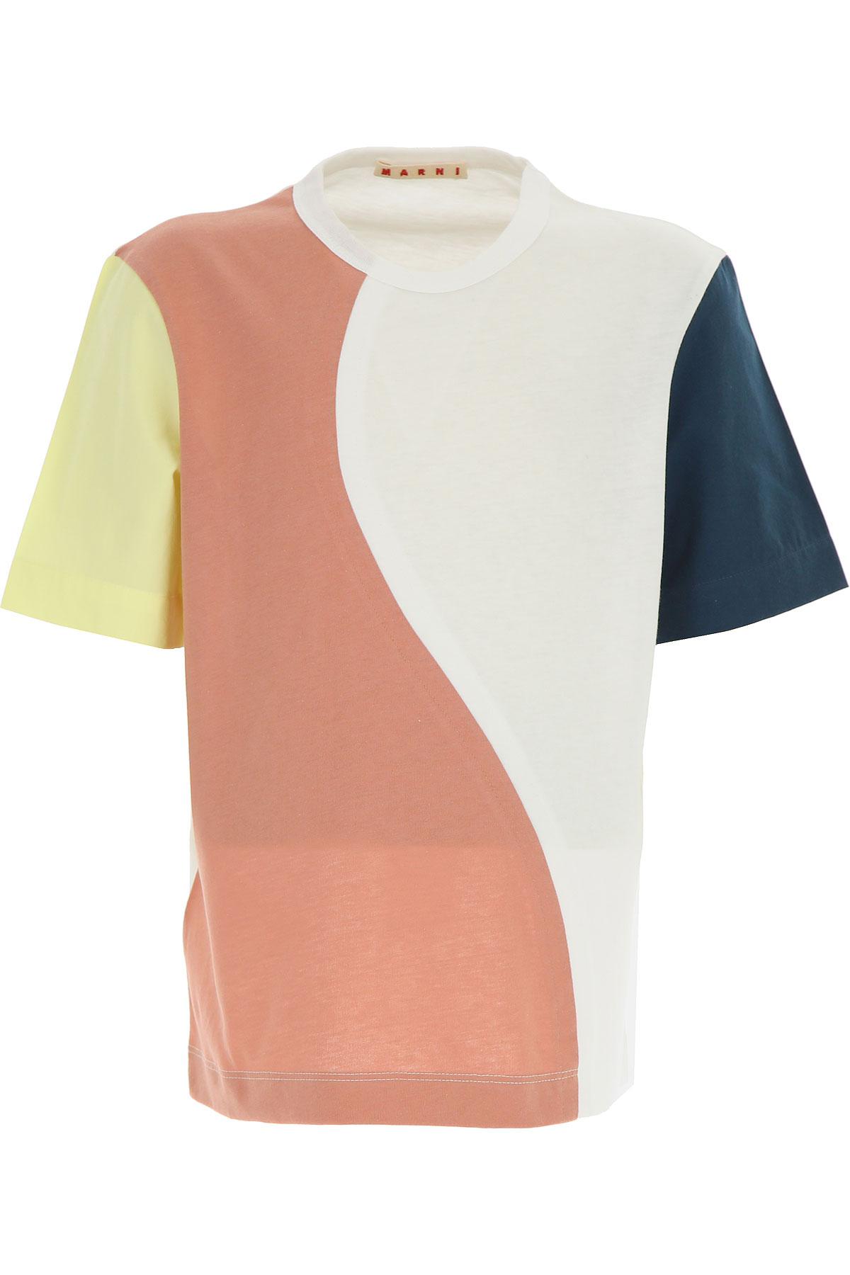 Image of Marni Kids T-Shirt for Girls, White, Cotton, 2017, 10Y 14Y 8Y