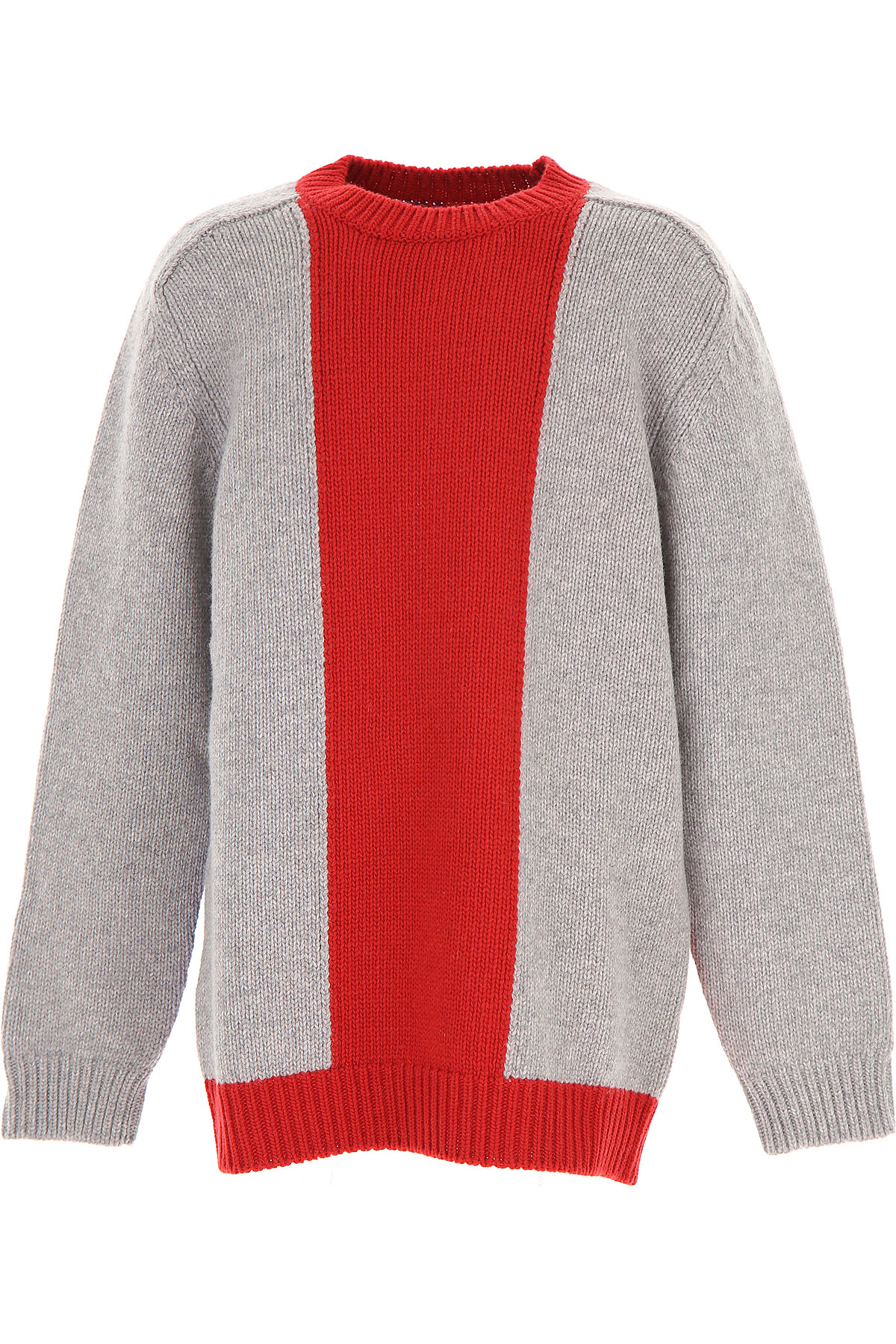Image of Marni Kids Sweaters for Girls, Red, Wool, 2017, 10Y 14Y