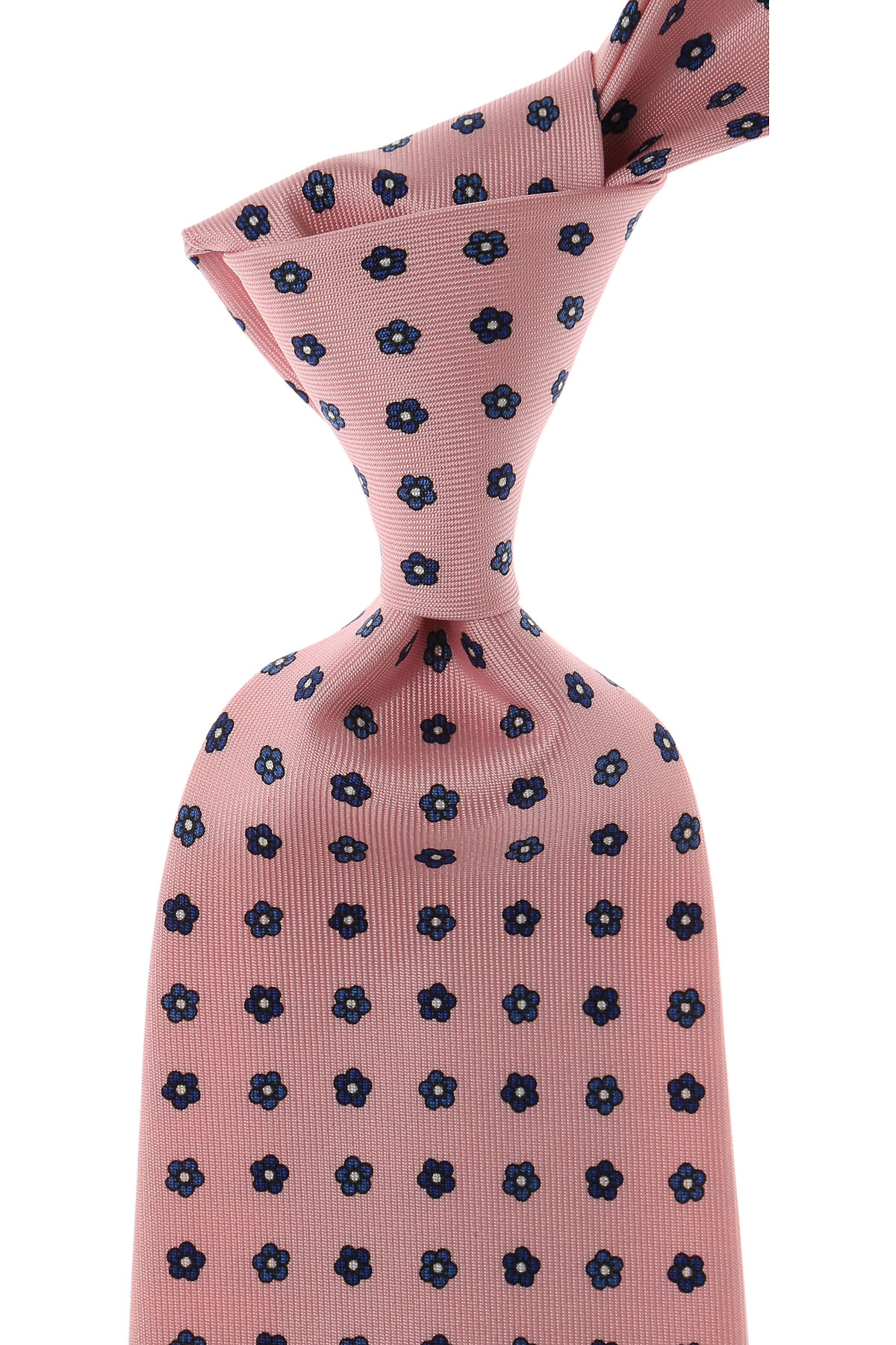 Marinella Ties On Sale, Baby Pink, Silk, 2019