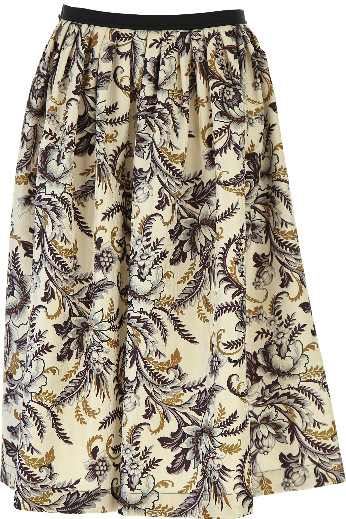 Antonio Marras Skirt for Women On Sale, Ivory, polyestere, 2019, 26 28