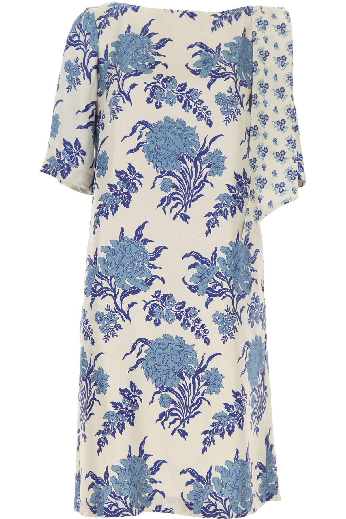 Antonio Marras Dress for Women, Evening Cocktail Party On Sale, Ivory, Silk, 2019, 1 (S - 40/42) 2 (M - 42/44) 3 (L - 44/46)